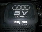 Audi TT con GPL
